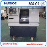 La machine de tour de commande numérique par ordinateur de découpage en métal évalue Ck6125A