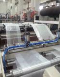 Einkaufen-Shirt-Plastiktasche, die Maschine Plastikshirt-Beutel-Maschine herstellt