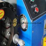 Da máquina de borracha modelo do fechamento da tubulação de Polular frisador hidráulico da mangueira