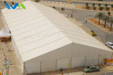 15X35m Estrutura de alumínio Loja industrial de armazém para oficina, exército, militares