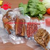 La bolsa de plástico de Cacuum del bolso del acondicionamiento de los alimentos congelados del vacío