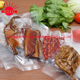 진공에 의하여 밀봉되는 냉동 식품 포장 고기 저장 부대 해산물 비닐 봉투