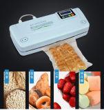 Macchina imballatrice del ridurre in pani della parte superiore di alimento di vuoto portatile dei pesci