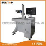 기계를 인쇄하는 스테인리스 검정 표하기 Laser 기계 또는 까만 표하기 섬유 Laser