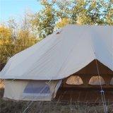 tenda di Bell esterna dell'imperatore della tela di canapa di 6X4m da vendere