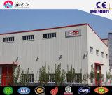 Oficina prefabricada/almacén prefabricado de la estructura de acero (JW-16235)