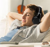 StereoHoofdtelefoon van de Hoofdtelefoon Bluetooth van Opeation van de aanraking de Draadloze