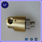 Kupferner Messingdampf-pneumatisches Drehverbindungs-Verbindungsstück für Maschinerie