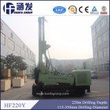 Piattaforme di produzione ampiamente usate del pozzo d'acqua della Cina Hf220y