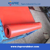 Покрашенный неопреном промышленный лист резиновый крена CR