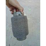 Dispositivo antiappannante dell'elemento filtrante del gas & dell'acqua
