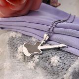 Ювелирные изделия Pendant Necklace Factory Wholesale нержавеющей стали ювелирных изделий способа (hdx1017)