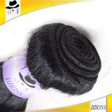 Estensione allentata dei capelli dell'onda dei capelli peruviani per le donne di colore