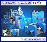 Chaîne de production d'extrusion de câble de fil de Xj-60mm