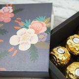 مظلمة - زرقاء زهرة موضوع 10 محدّد شوكولاطة [ببر بوإكس] [فلنتين دي] عيد ميلاد المسيح [بيرثدي برتي] هبات [بكينغ بوإكس]