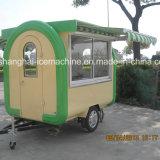 Prix mobile de chariot de nourriture, chariot Jy-B6 de nourriture de vélo