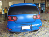 Angepasst, aufblasbares Produkt-aufblasbares Auto-Modell (M-093) bekanntmachend