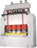 De volledig Lopende band van het Triplex & Triplex die Machines maken