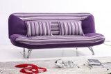 В гостиной современные ткани диван-кровать