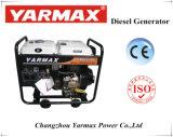 Diesel 5.2kw van Yarmax Ce Goedgekeurde Generator voor de Krachtcentrale van het Huis Of van-netElektriciteit