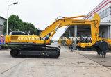 Sinomach Zg3365LC-9c 1.5 M3 건축기계 기술설계 장비 34대 톤 크롤러 굴착기 유압 굴착기
