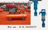 Melhor popular no compressor de pistão Reciprocating móvel de refrigeração ar de Zimbabwe para a mineração