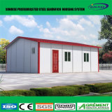 L'OEM entretiennent la Chambre préfabriquée de construction préfabriquée de structure métallique