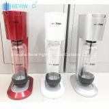 Máquina de soda comercial de prata Home Soda Maker com cilindro de CO2