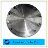 ASTM A105 DN400 Pn16 Flange de Aço Carbono Cego