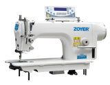 Zy9000-D3 Zoyer à entraînement direct Auto tondeuse Lockstitch haute vitesse machine à coudre industrielles