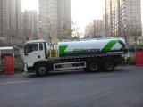 carro del tanque de agua de 23.5m3 HOWO/carro de la regadera