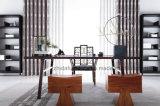 Muebles antiguos orientales Black Mesa de comedor