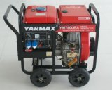 5 kVA tipo abierto generador diesel de la serie