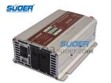 Inversor de la potencia de Suoer 500W, del inversor de la CA de la C.C. del coche de la red (STA-500A)