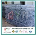 Rete fissa Qym-Saldata della parte superiore di rullo/rete fissa della parte superiore di rullo rete fissa di Brc