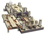 Präzision CNC-Edelstahl-Blech-maschinelle Bearbeitung