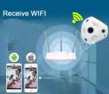 3MP 소형 360 도 WiFi Vr 파노라마 CCTV 감시 카메라
