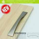 Los mangos de aleación de zinc níquel cepillado armario de la cocina