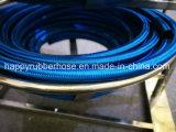 Boyau hydraulique bleu de la distribution R5 de pétrole de la chaleur de température élevée