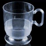 Coupe en plastique Coupe jetable Mugs à café 8 Oz