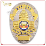 Kundenspezifisch verdoppeln überzogenes Militärabzeichen für US-Regierung
