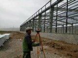 Gruppo di lavoro chiaro del magazzino edificio di Peb del magazzino della struttura d'acciaio