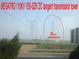 Башня передачи тангенса DC Megatro 110kv 1e6-Szk