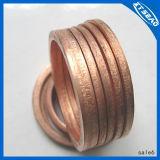 Kupferne Unterlegscheibe/flach Unterlegscheibe-/Aluminiumunterlegscheibe/Federscheibe