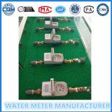 Um medidor de água para multi cartões