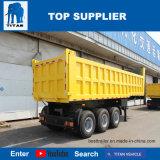 판매를 위한 대륙간 탄도탄 차량 거위 목 모양의 관 덤프 트레일러