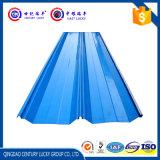 Ral 5015 Seeblaue Farbe beschichtete Stahlringe für Dach