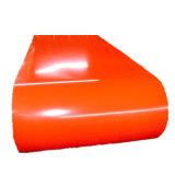 Galvalume couché couleur laminé à froid en acier avec peinture de haute qualité de la bobine