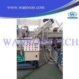 Alta eficiencia de la línea de extrusión de tubo de PVC doble