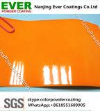 Lo spruzzo elettrostatico termoindurente Ral colora la vernice del rivestimento della polvere di Hybid